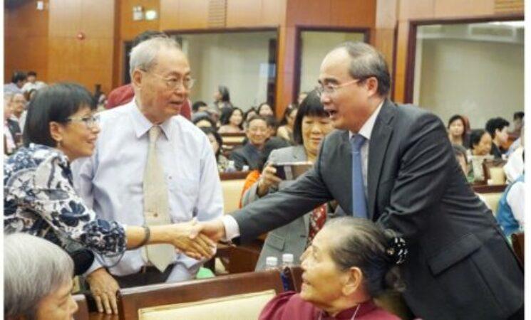 Environ 900 Viêt kiêu participeront à une rencontre à Hô Chi Minh-Ville pour accueillir le Têt 2020