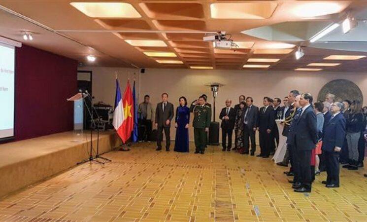 Le 75e anniversaire de l'Armée populaire du Vietnam célébré dans plusieurs pays