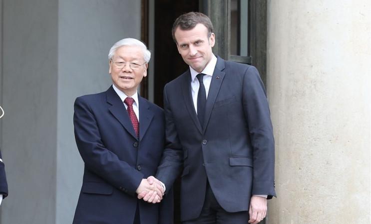Entre la France et le Vietnam, une relation toujours plus florissante