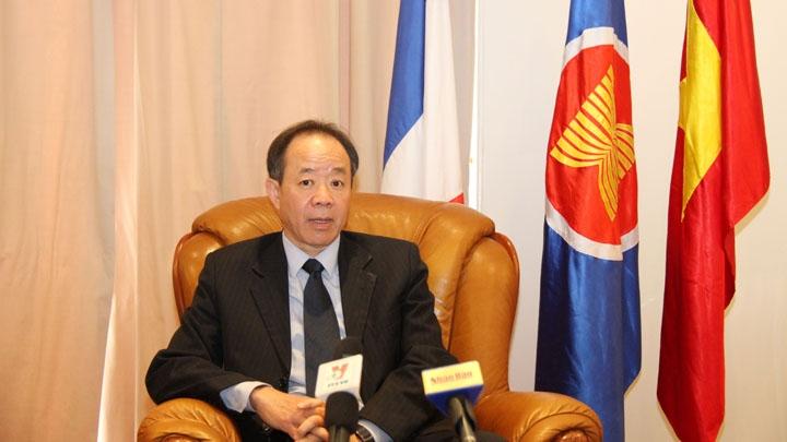 NGUYEN Thiep Ambassade Vietnam
