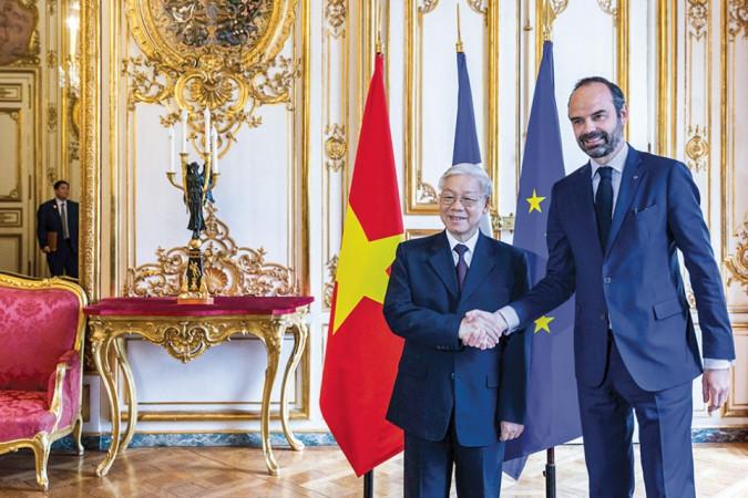 Thủ tướng Pháp thăm Việt Nam: Bước tiến mới trong quan hệ Việt - Pháp