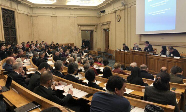 Hội thảo Biển Đông tại Pháp: Cần lên tiếng bảo vệ các nguyên tắc và giá trị của luật pháp quốc tế