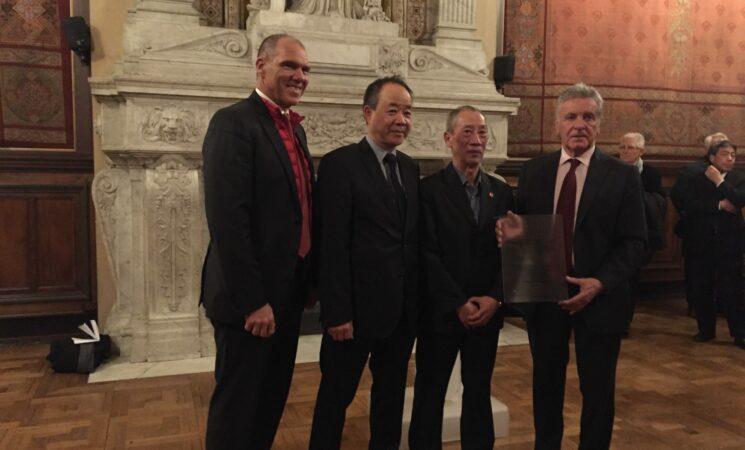 Việt Nam bổ nhiệm Lãnh sự danh dự tại Marseille
