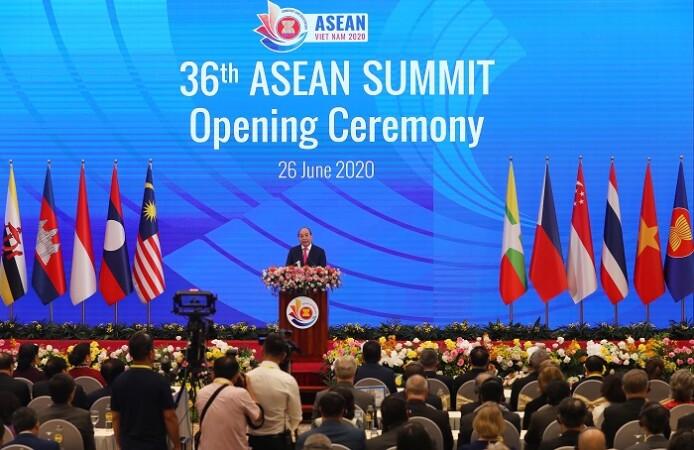 Phát biểu của Thủ tướng Chính phủ Nguyễn Xuân Phúc tại Lễ khai mạc Hội nghị Cấp cao ASEAN lần thứ 36